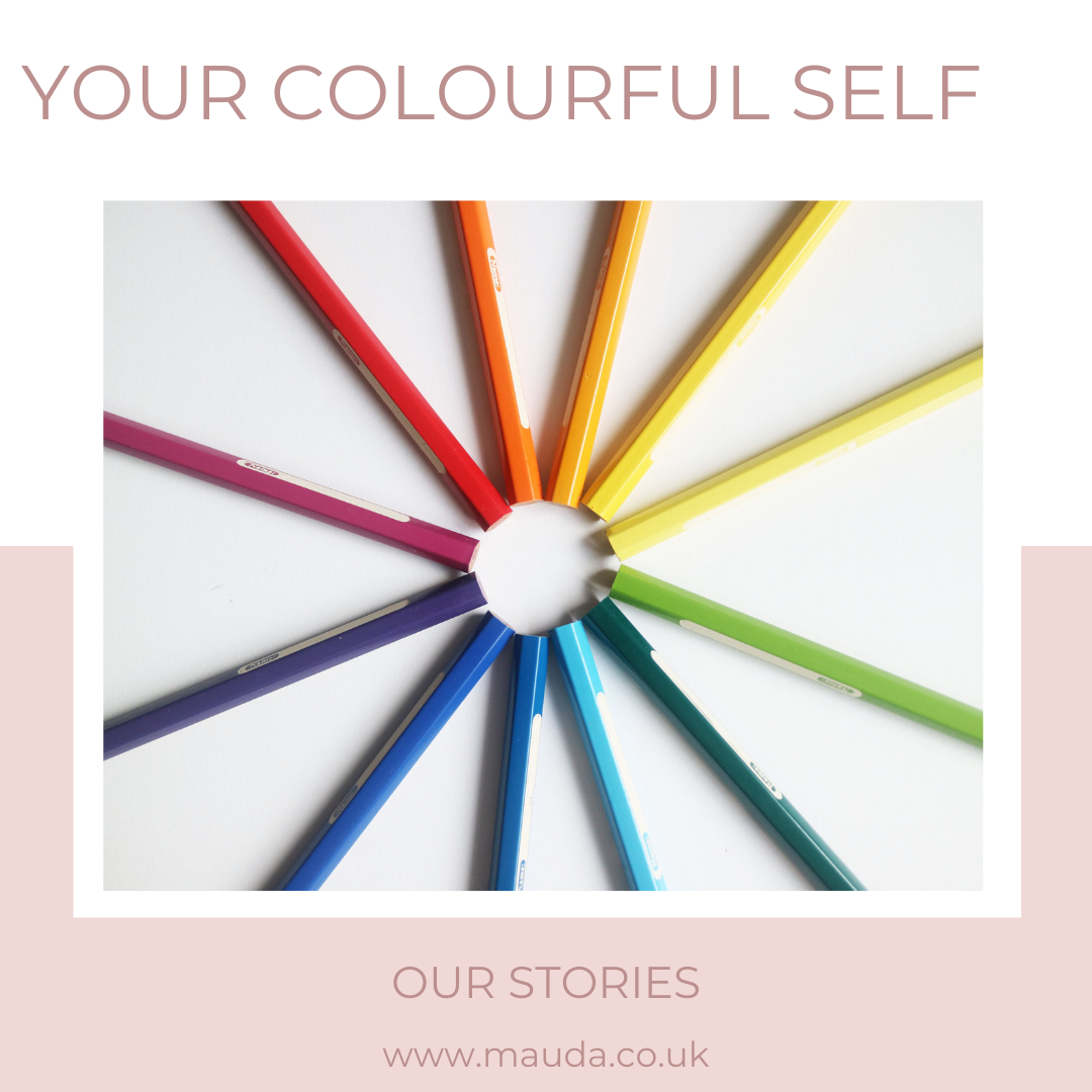 Your colourful self is Part 1 of Mauda's blog about finding your skin tones and the shades that most enhance your features.